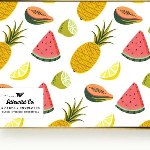 9 Fresh Ways to Rock Pineapple Patterns