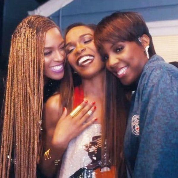 OMG! Destiny's Child Reunites for Michelle Willams' New Music Video