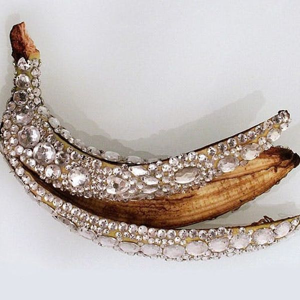The BritList: Bedazzled Bananas, Surf Saunas and More