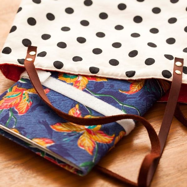 Turn an Old Notebook into a Stylish iPad Case
