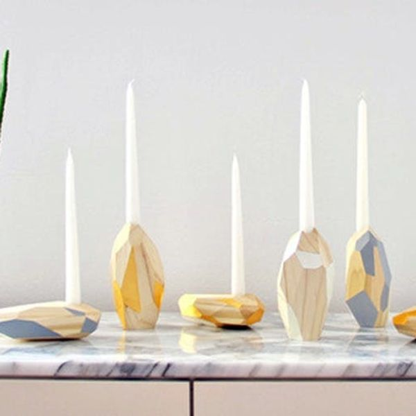 22 Modern Candle Holders for Your Home