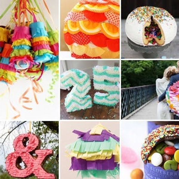 20 Creative Ways to Make a Piñata