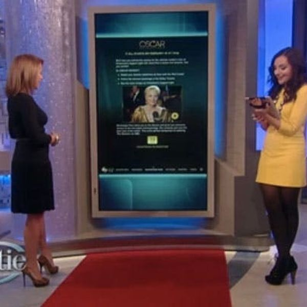 As Seen on Katie: The 7 Hottest Oscars Apps