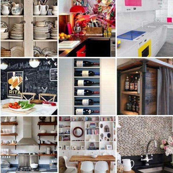 10 Inspiring Ideas for Creative Kitchen Design