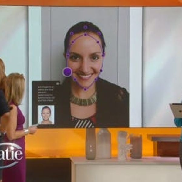 As Seen on Katie: A Digital Way to Try On New Hairstyles