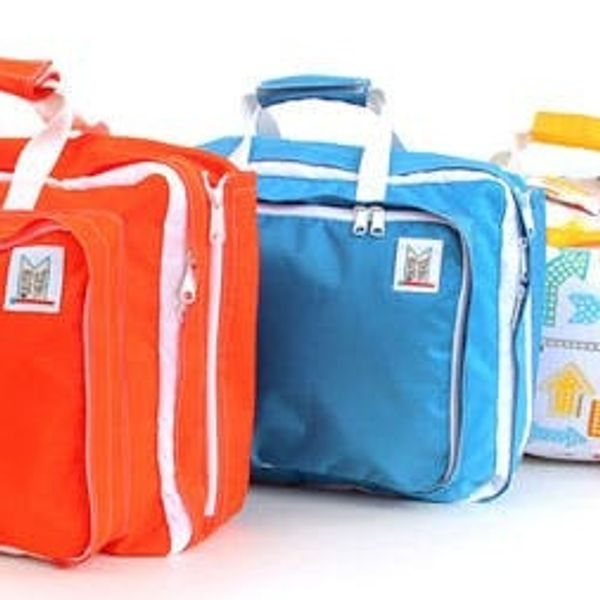 The Bedford Bag is 3 Bags in One!