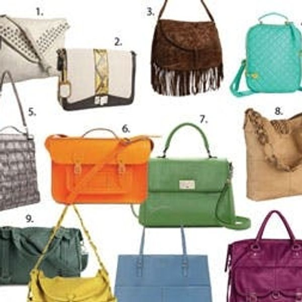12 Chic Purses That Double as Laptop Bags