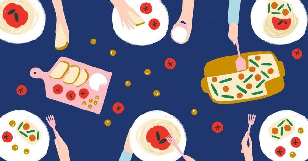 The Art of the Family Dinner