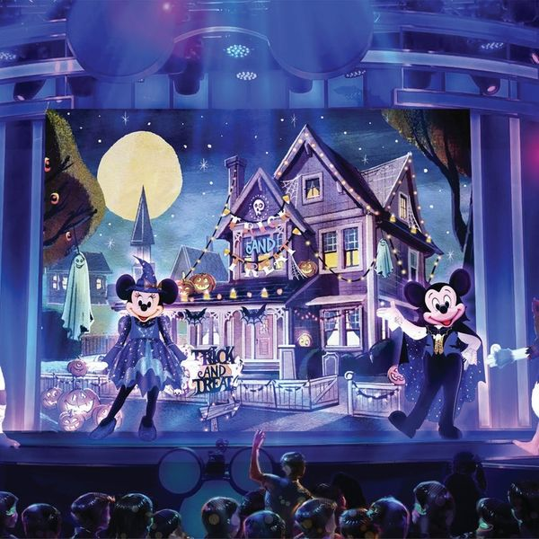 Disneyland's Oogie Boogie Bash is Srsly the Ultimate Halloween Party for the Whole Family