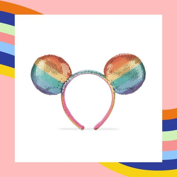 Disney's Rainbow Collection for Pride Month Is All Sorts of Magical