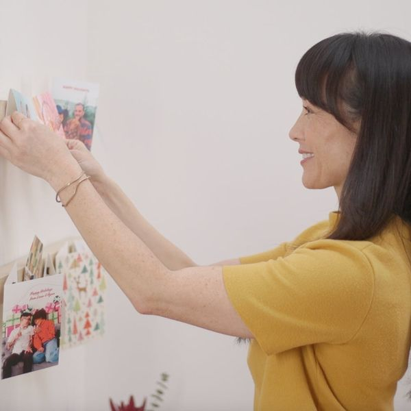 3 Fresh Ways to Display All Those Holiday Cards