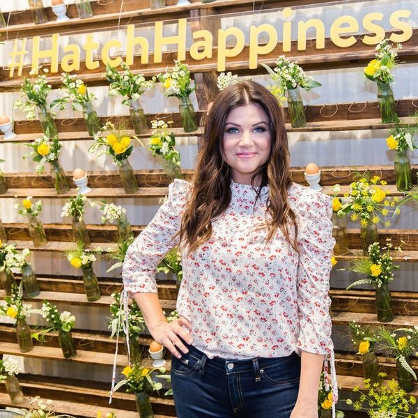 Tiffani Thiessen Shares Her Two Favorite Egg Recipes