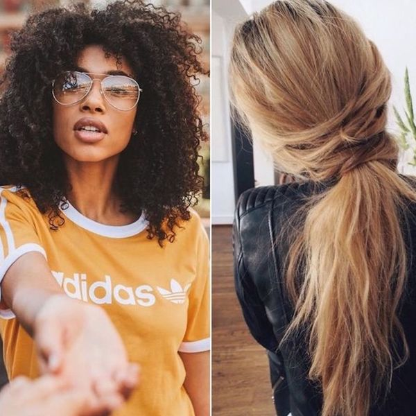 34 Lived-in Hairstyles That Prove Lazy-Girl Strands Are Best