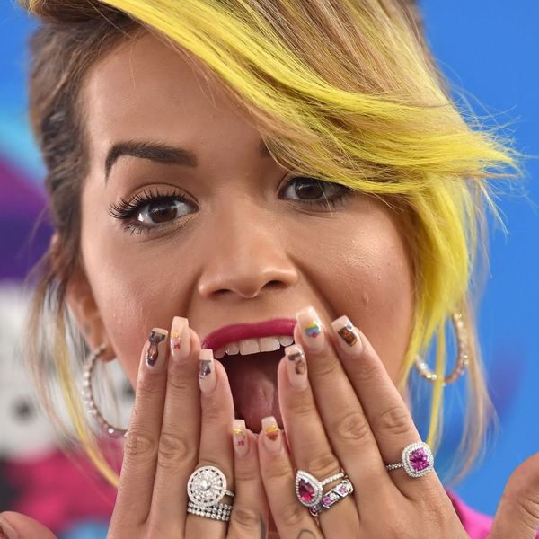 9 Celeb Manicure Trends That Are Going to Blow Up in 2018