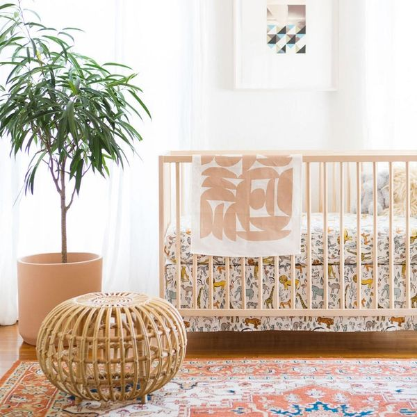 The Retro Nursery Trend You're About to See Everywhere in 2018