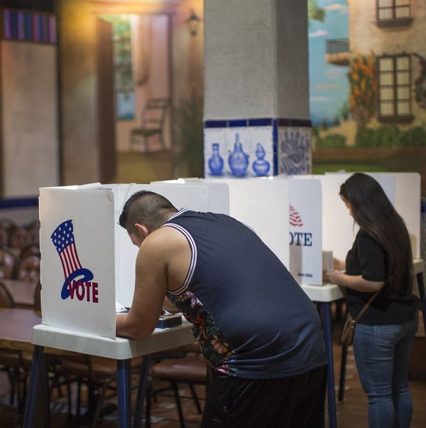 Latinx Voters Are Gearing Up — And the GOP Should Be Very Worried