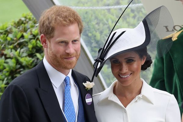 Here's How Meghan Markle and Prince Harry's Baby Will Changethe Line of Succession