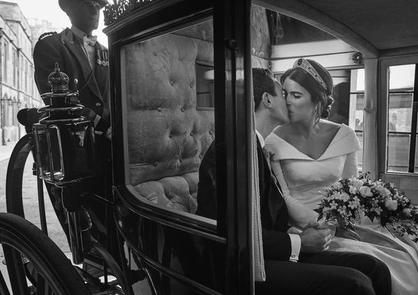 See Princess Eugenie and Jack Brooksbank's Official Royal Wedding Portraits