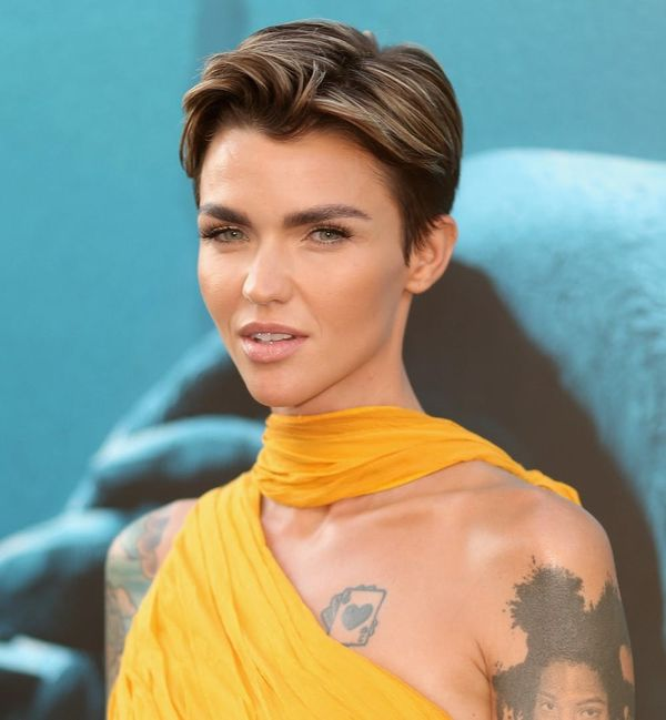 Here's Your First Look at Ruby Rose in Costume as Batwoman