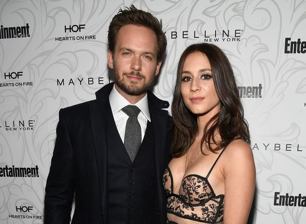 Troian Bellisario and Patrick J. Adams Just Welcomed a Baby Girl