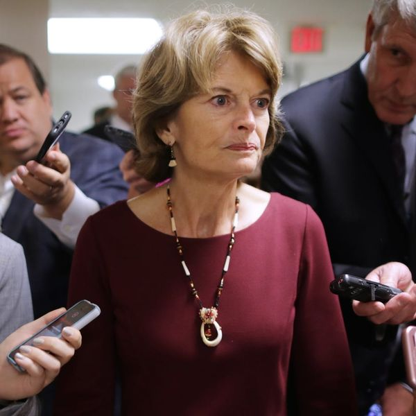 American Women's Eyes Are Still on GOP Senator Lisa Murkowski