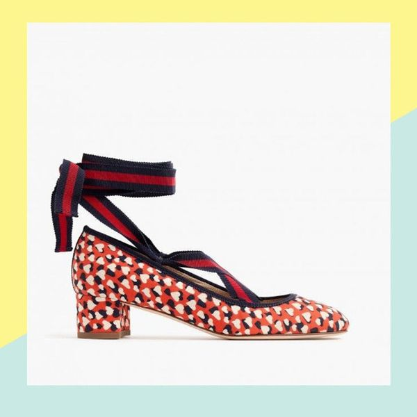 16 Block Heels That Are Our New Obsession for Fall