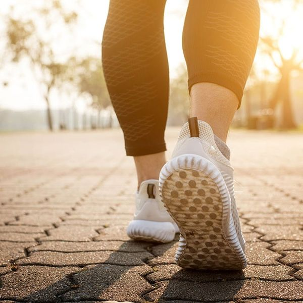 Is Walking 10,000 Steps Every Day Actually a Healthy Target?