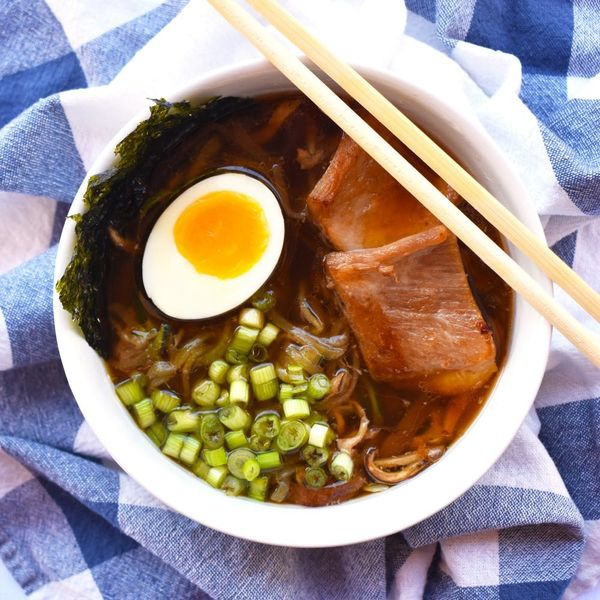 Ramen Gets a Keto-Friendly Makeover Thanks to This Star Ingredient