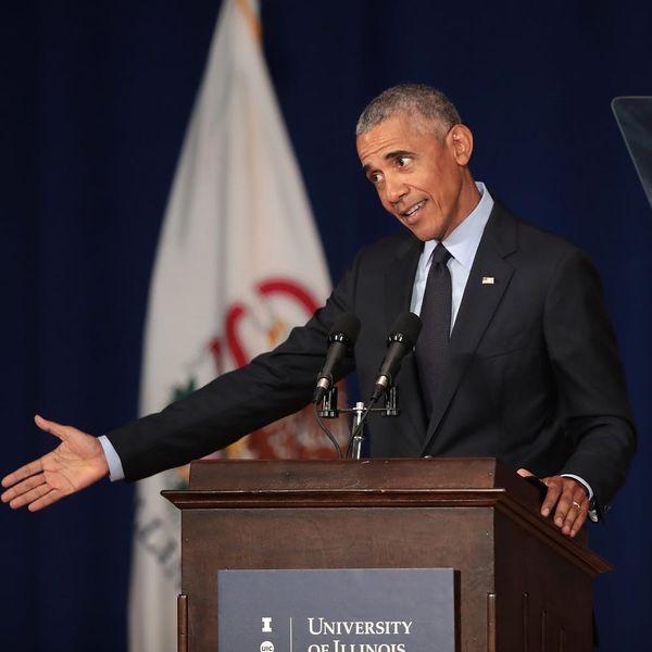 7 Bombshell Moments from President Obama's Illinois Speech