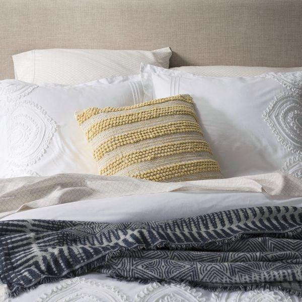 Wayfair's Latest Bedding Collection Has Us Ready to Snuggle Up for Fall