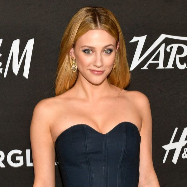 Lili Reinhart Gave a Powerful Speech About the Importance of Being Authentic