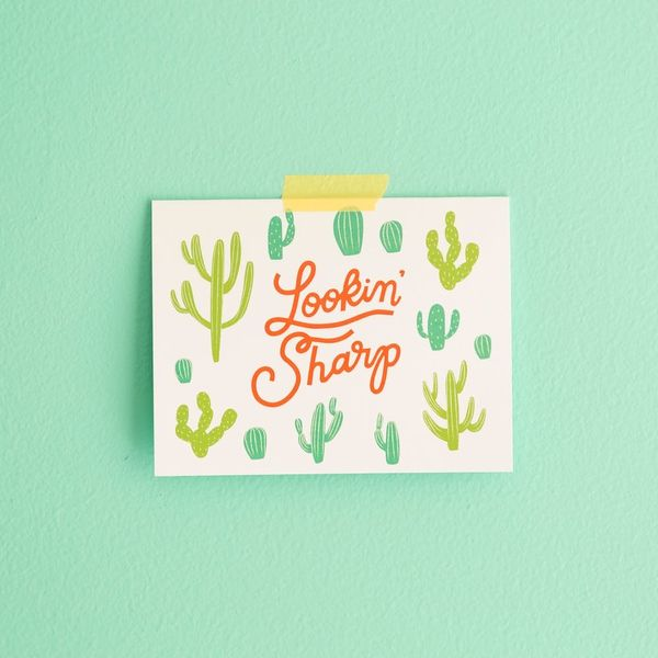 Announcing Brit + Co x Punkpost: Sending a Hand-Lettered B+C Card is Now as Easy as Texting
