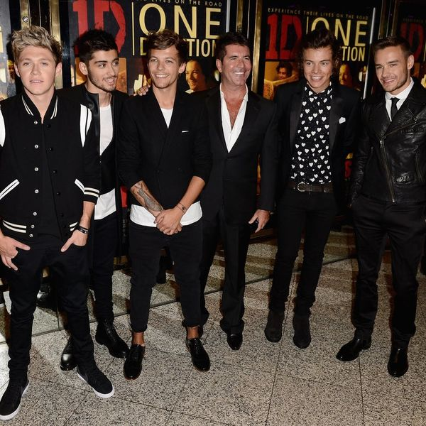 Simon Cowell Says He Has a Feeling One Direction Will Reunite