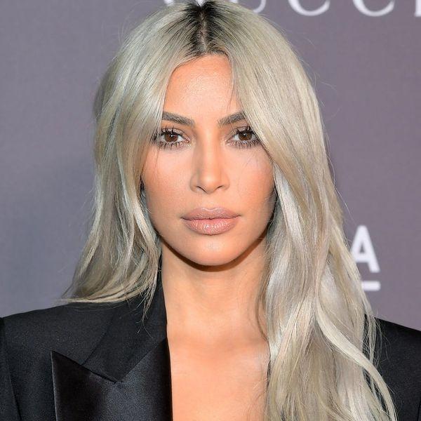 Kim Kardashian West Just Debuted Her Most Daring Dye Job Yet