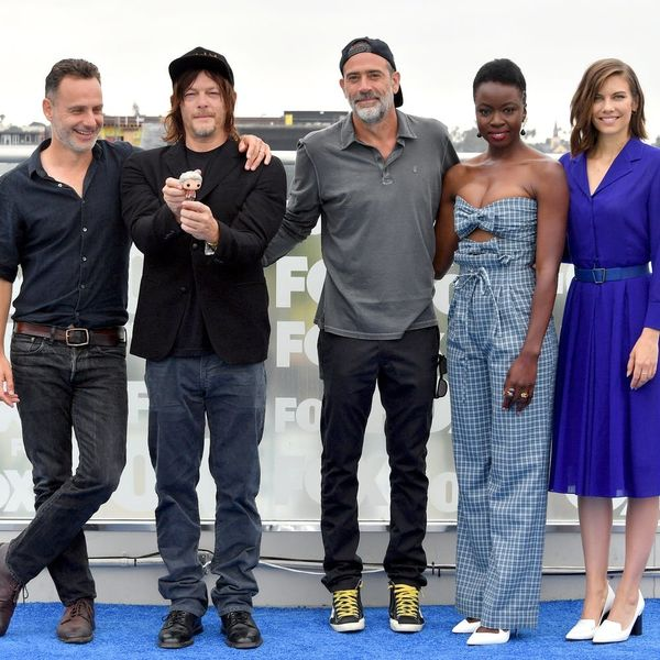 This 'Walking Dead' StarJust Confirmed He's Leaving the Show