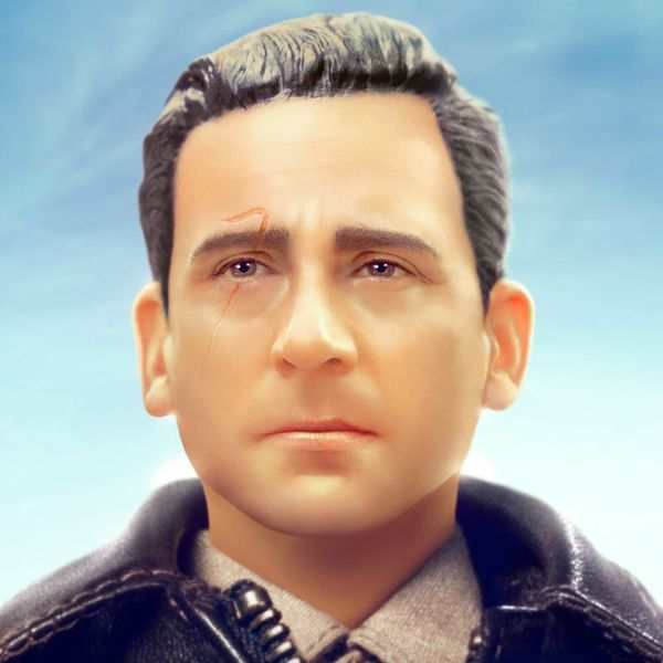 Steve Carell's Miniature World Helps Him Heal in the 'Welcome to Marwen' Trailer