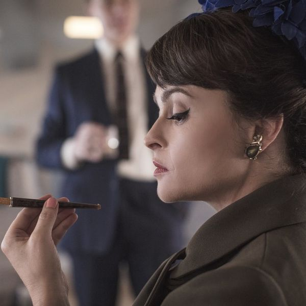 Here's Your Stunning First Look at Helena Bonham Carter and Ben Daniels in Netflix's 'The Crown'