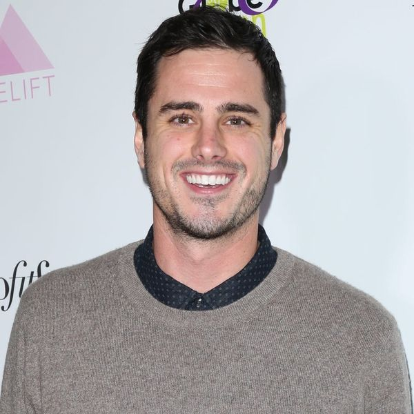See Ben Higgins Rock Leather Pants and Long Hair on 'Lip Sync Battle'