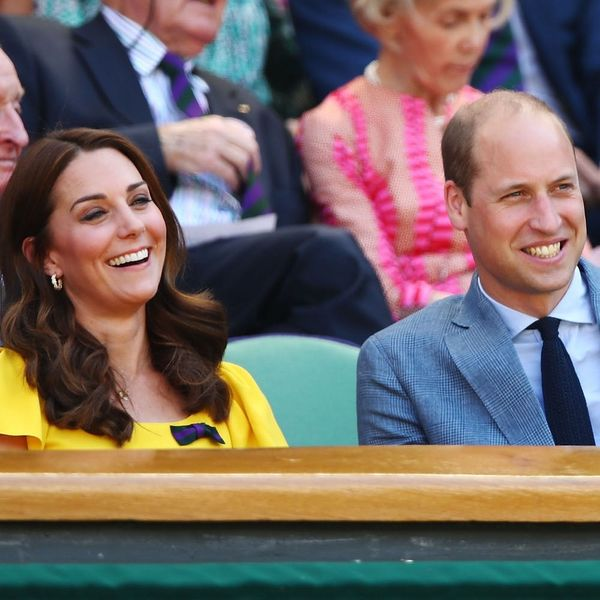 Duchess Kate Middleton and Prince William Went on the Cutest Date to Wimbledon
