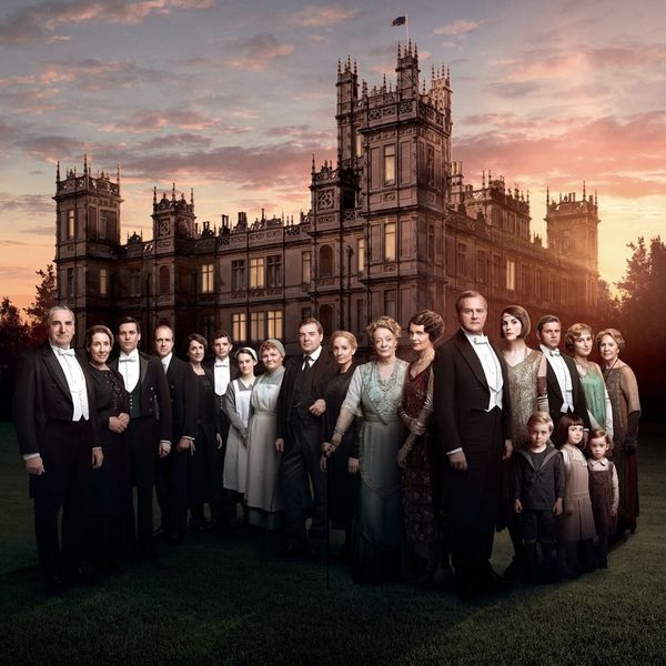 It's Official: A 'Downton Abbey' Movie Is in the Works With the Original Cast