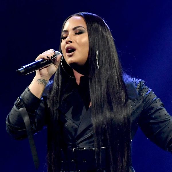 Demi Lovato Reveals a Tiny New Tattoo With a Powerful Hidden Meaning