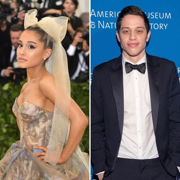 Ariana Grande and Pete Davidson Have Made Things Instagram Official