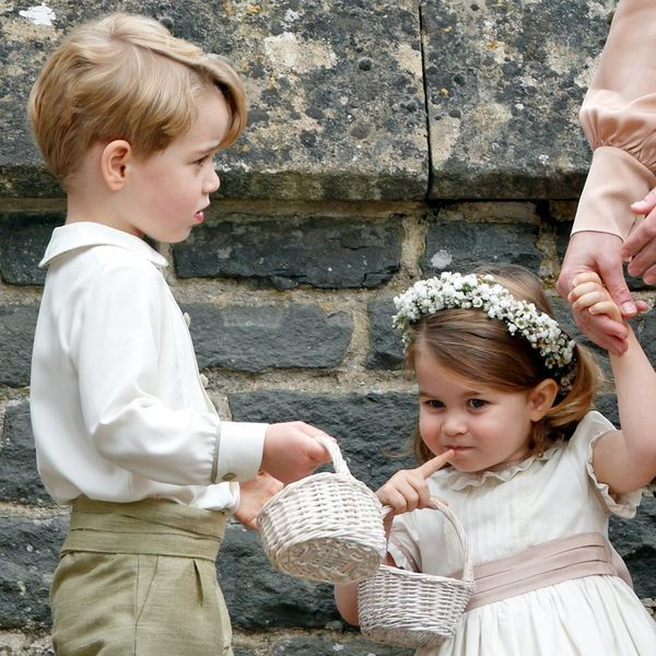 Prince Harry and Meghan MarkleHave Announced the Names of Their Bridesmaids and Page Boys