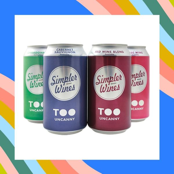 Trader Joe's Just Launched MORE Affordable Canned Wine for Your Summer Enjoyment