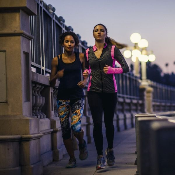 7 Tips for Running Safely at Night