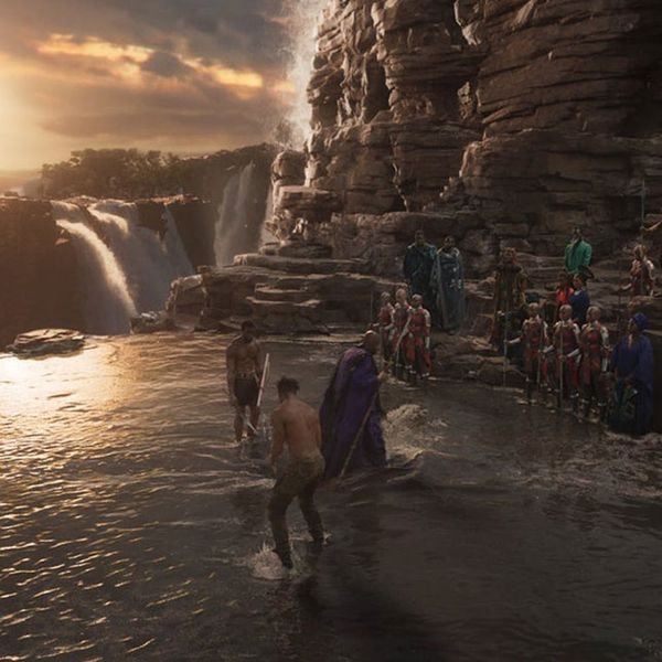 Real-World Locations That Inspired 'Black Panther'