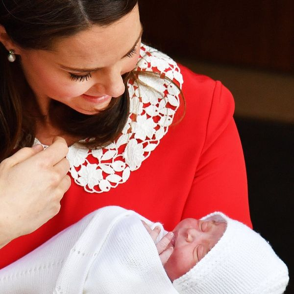 Louie or Lewis? Here's How to Pronounce Prince Louis' Name