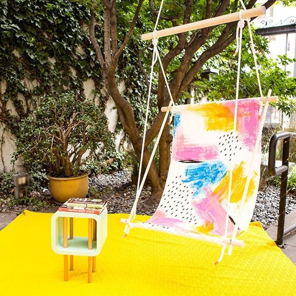 12 Seriously Cute Outdoor Seating Options You Can DIY