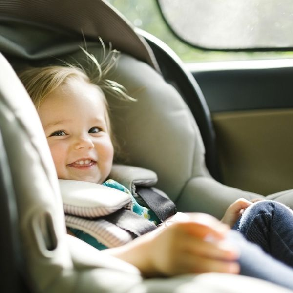 8 Products to Make the First Road Trip with a Baby Easier