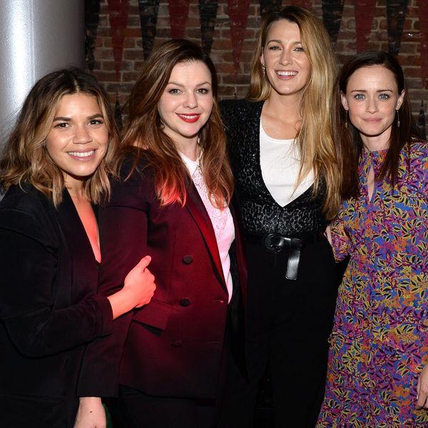 'The Sisterhood of the Traveling Pants' Stars Reunited to Celebrate America Ferrera's Pregnancy